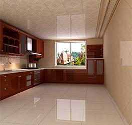 开放式厨房案例展示
