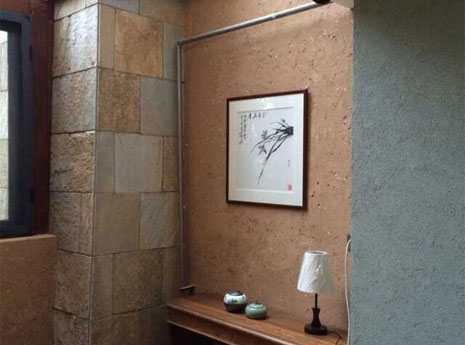 杭州硅藻泥品牌系列-夯土