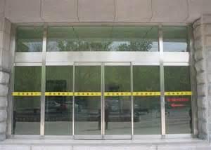 自动门ATM自助银行自动门感应门指纹门