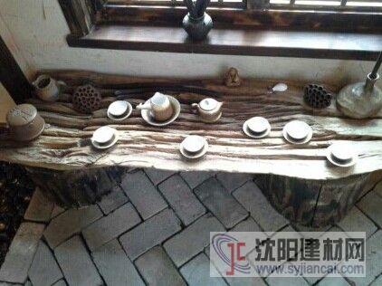 老榆木桌子定制一个多少钱?