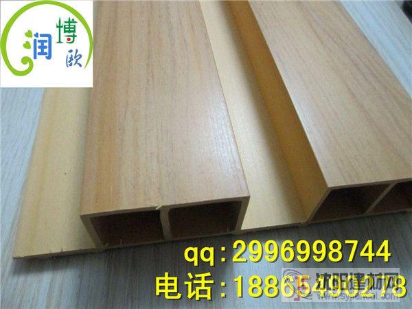 天津生态木绿可木95长城板