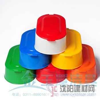 供应塑料蹲便器 一次性塑料马桶 厂家直销