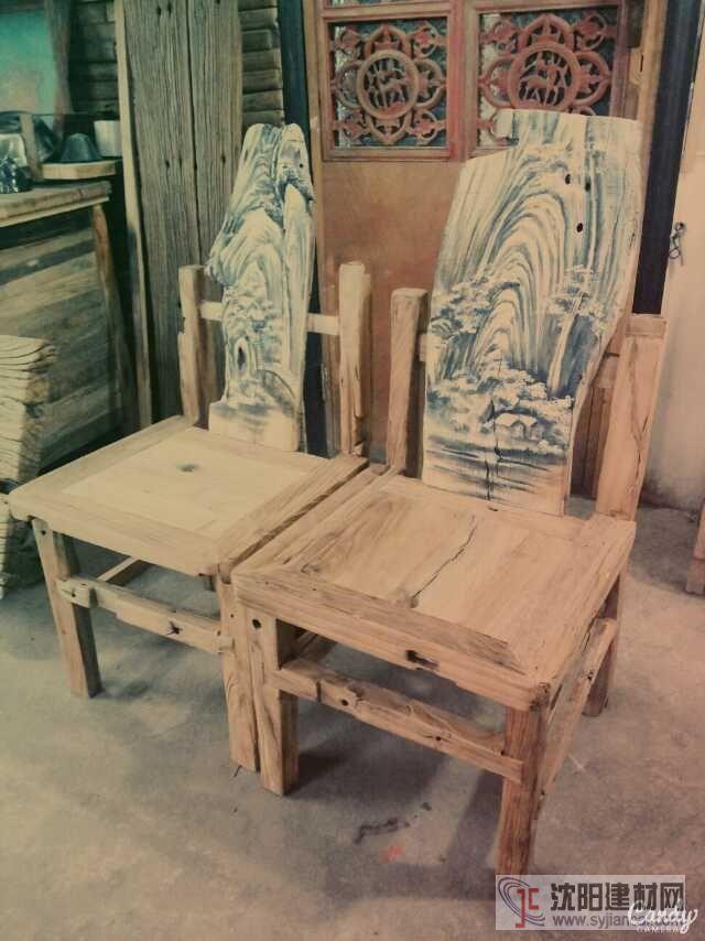 老榆木手绘家具价值