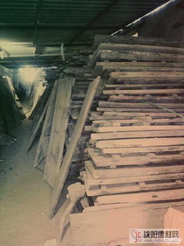 沈陽百分百老榆木原材料家具定制