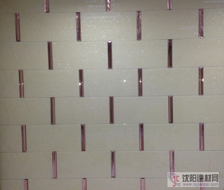 3D立体玻璃背景墙