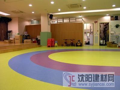 塑胶地板 塑胶跑道 地坪漆 实木运动 幼儿园专用