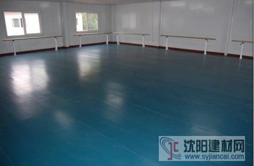 舞蹈专用地板