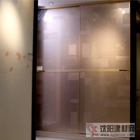 拉门,折叠门,衣柜门,平开门 产品展示 沈阳三和门窗厂