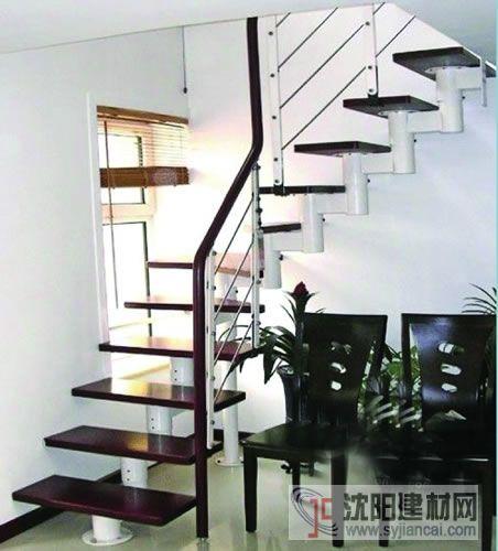 钢木楼梯朝着三方面不断发展