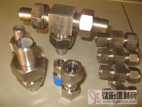 佛山不锈钢焊接式液压管接头 不锈钢焊接式活接头图片