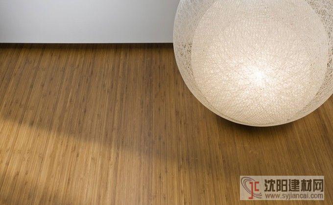 百利出口碳化側壓竹地板