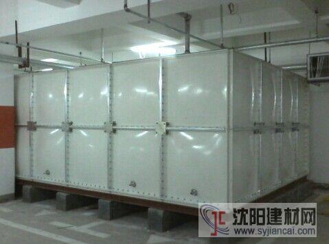 玻璃钢水箱4
