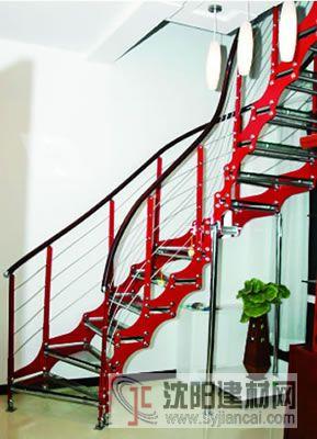 钢木楼梯厂家讲解家装的类型含义