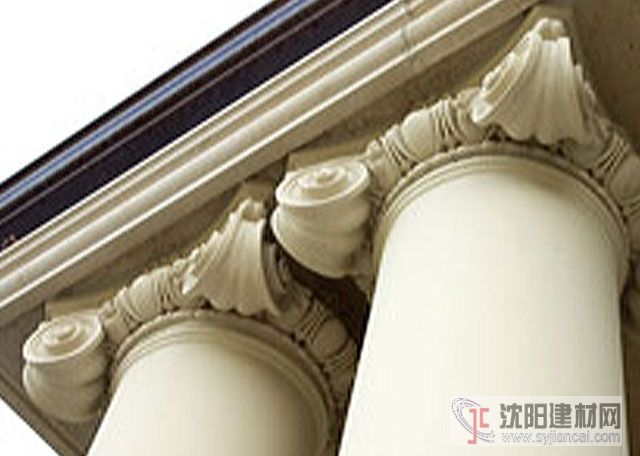 圣石GRC装饰装修构件