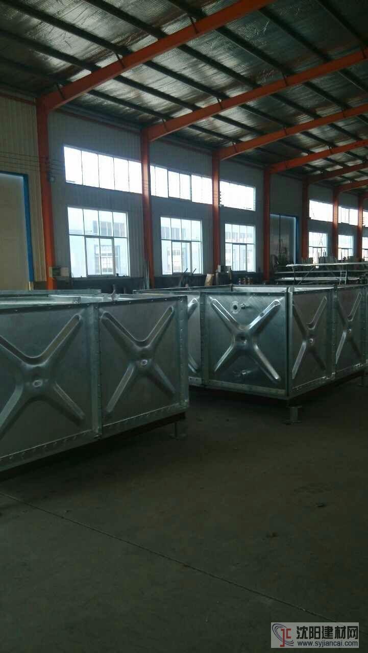 玻璃钢水箱2