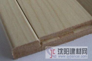 木塑装饰线条
