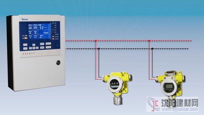 唐山氨气泄漏检测仪氨气报警器装置