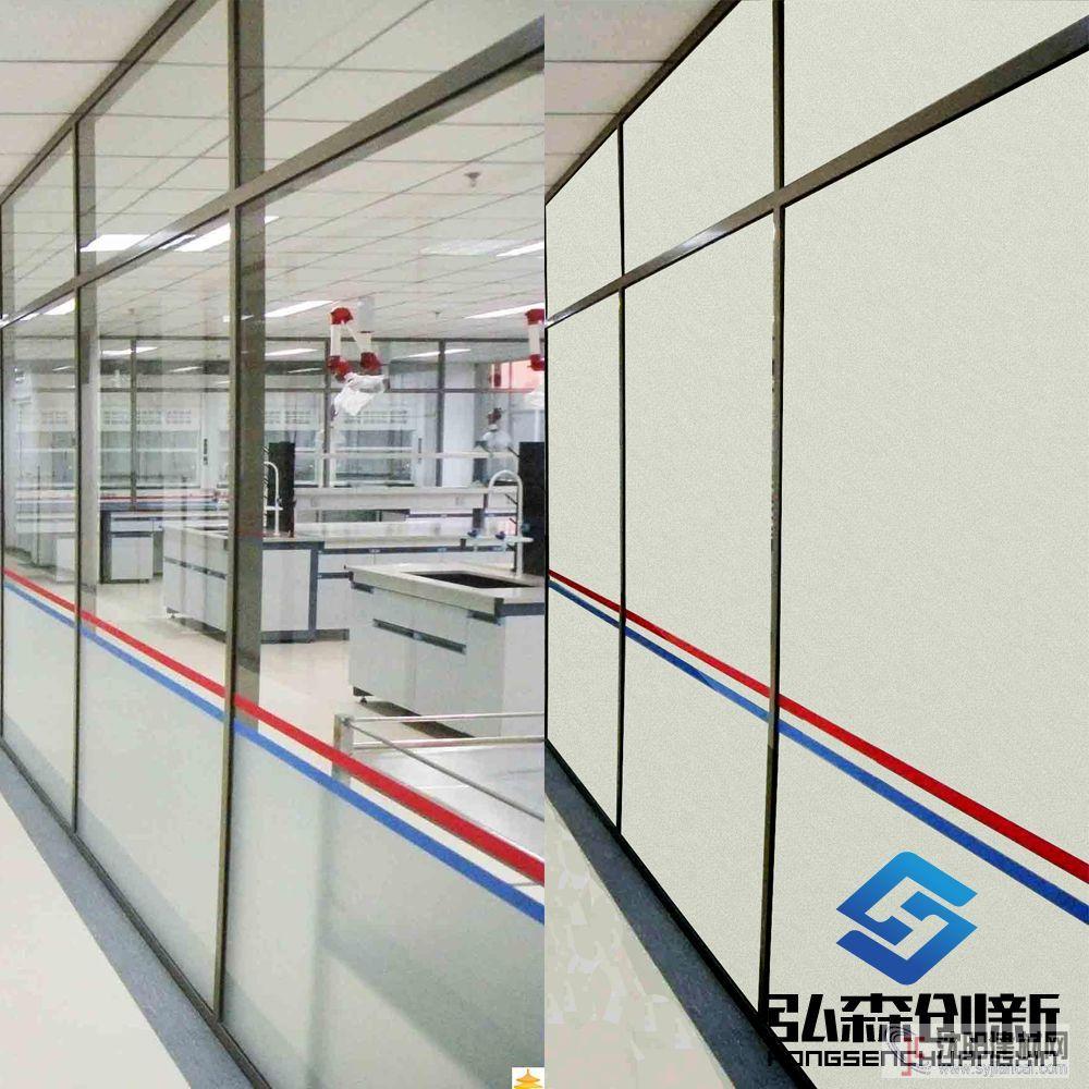 雾化玻璃,电控投影屏幕玻璃