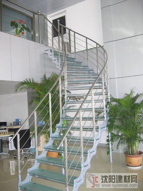 不锈钢楼梯/不锈钢立柱