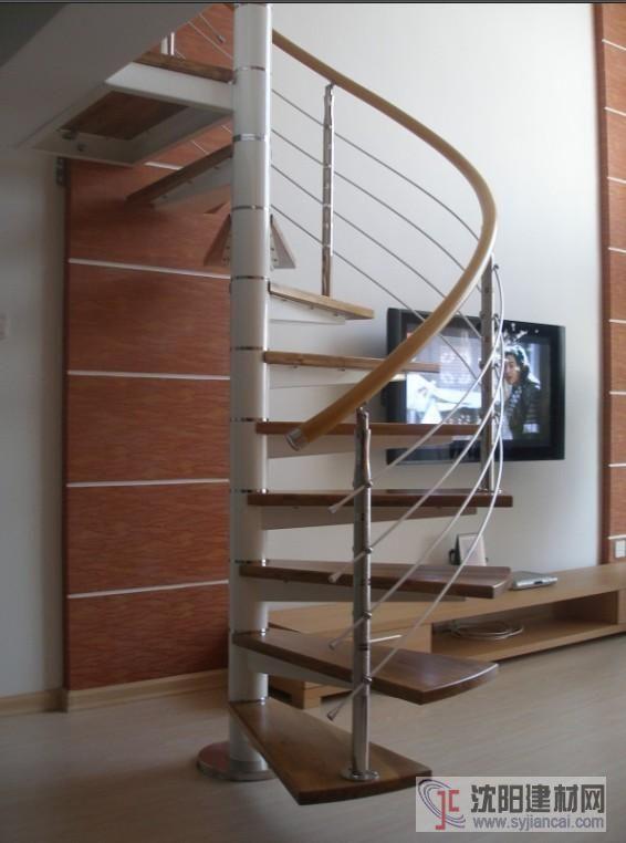 沈阳楼梯厂沈阳阁楼楼梯那就好沈阳实木楼梯厂家