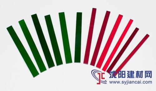 供应河南锅炉双色水位计玻璃/水位计专用红绿玻璃片