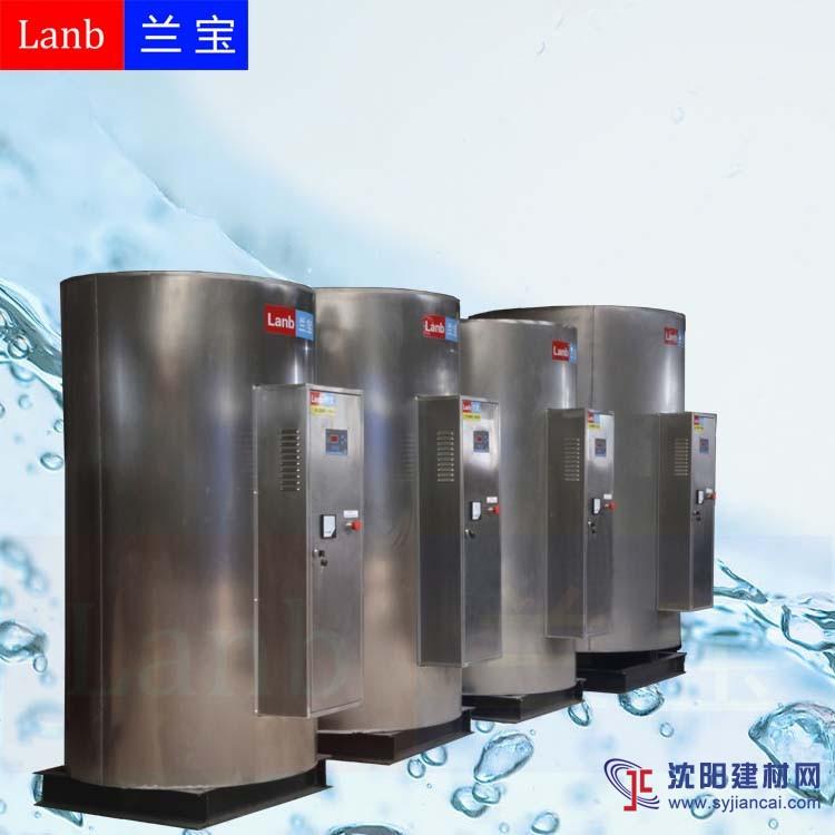 可供多个淋浴喷头用水的的商用容积式热水器