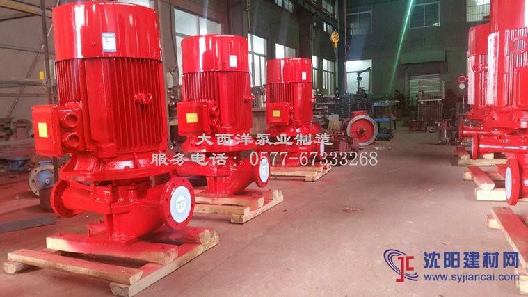 消防泵电机有几个接线脚
