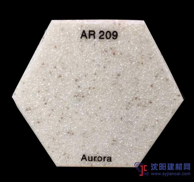 美国杜邦可丽耐人造石AR209杏仁麻