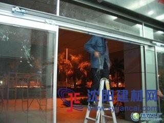 昆山哪有玻璃自动门维修