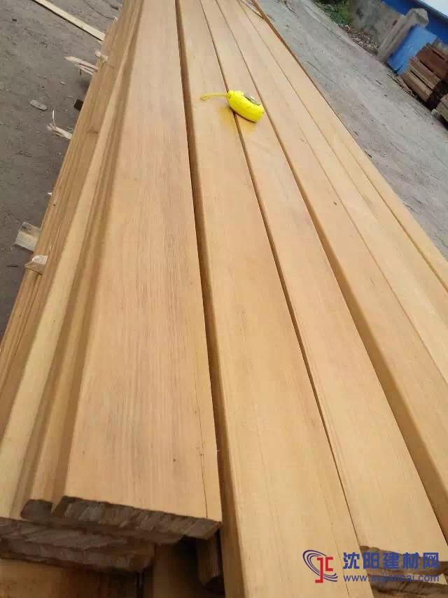 沈阳非洲菠萝格实木板