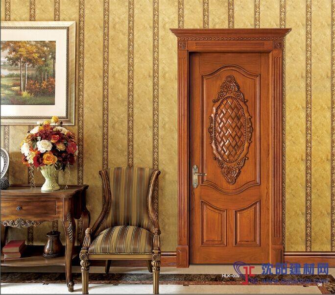 江山好来客品牌实木门 烤漆门 免漆套装门 别墅门