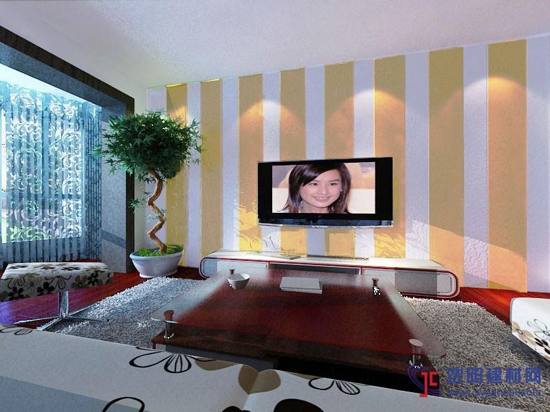 沈阳碧然硅藻泥背景墙效果图条纹格艺9-产品展示 沈阳碧然硅藻泥