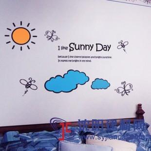 沈阳碧然硅藻泥背景墙效果图卡通动漫6