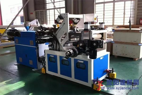 PVC木塑型材制品后处理设备