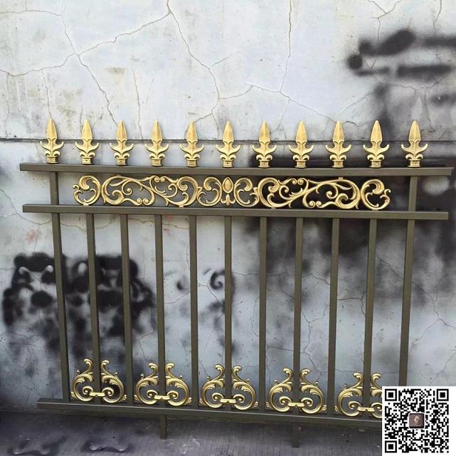 大连铝艺护栏