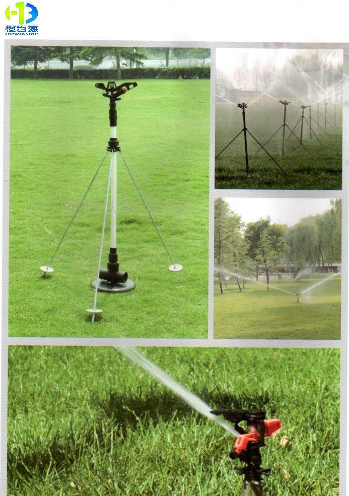 节水灌溉·喷灌