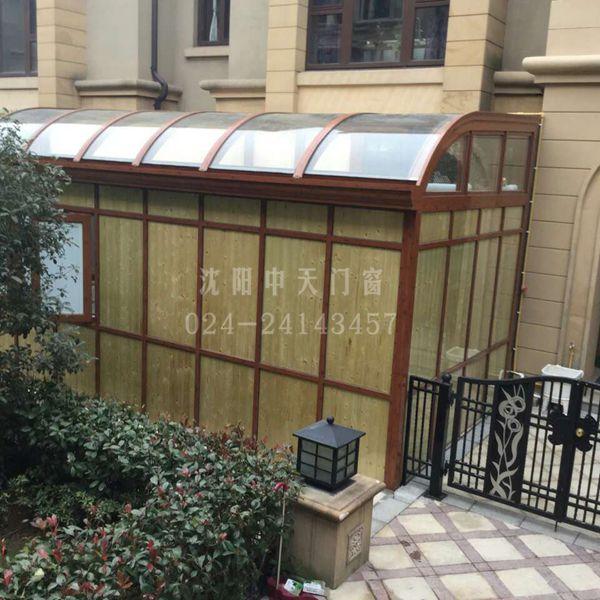 金地国际花园一楼阳光房