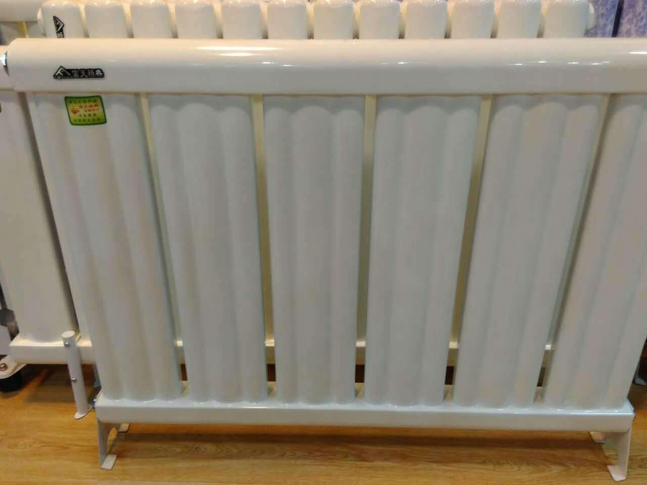 富天精典铝合金大水道厚料暖气片散热器