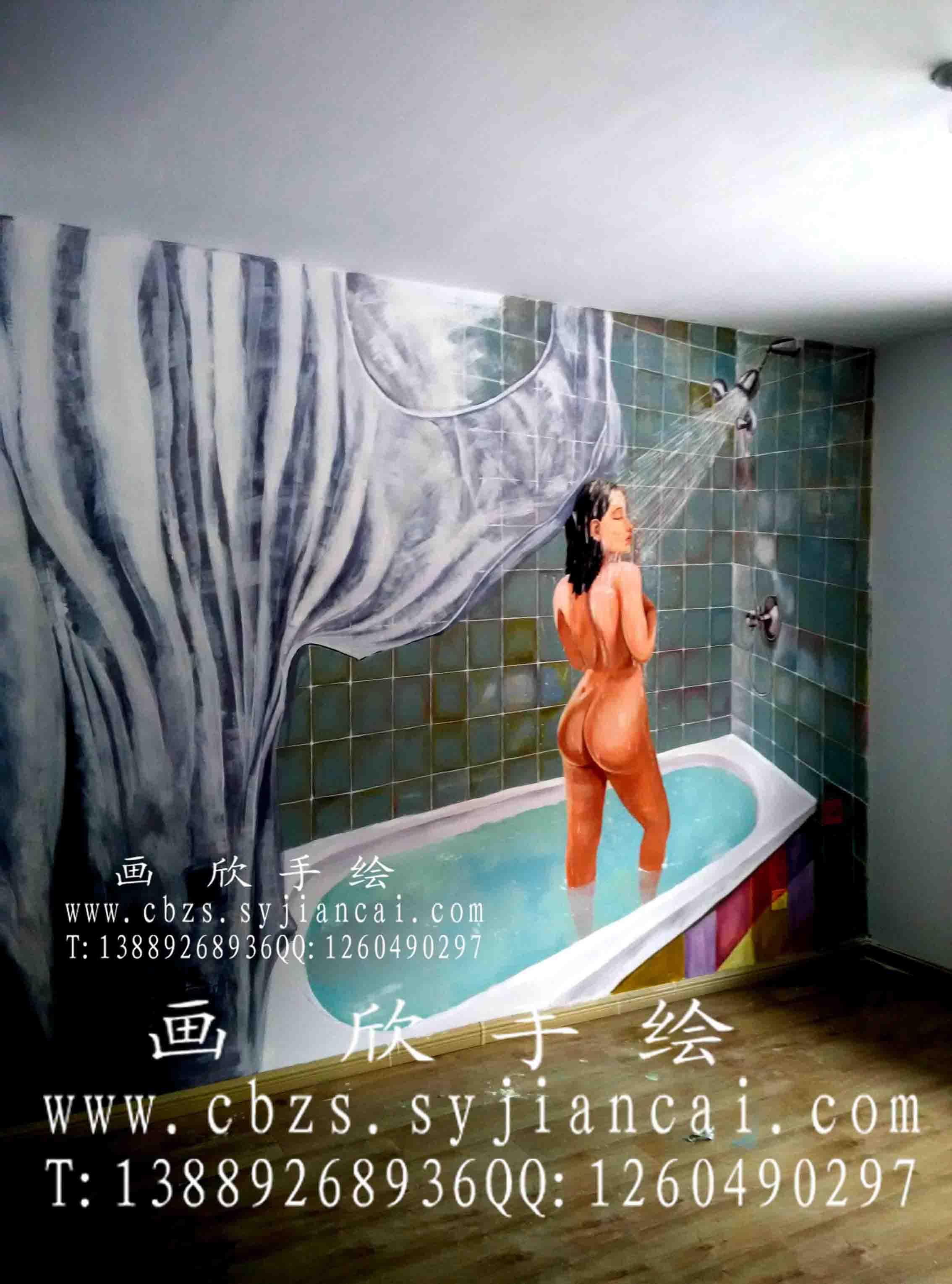锦州3D立体画价格