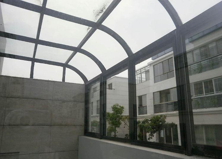 沈阳玻璃阳光房