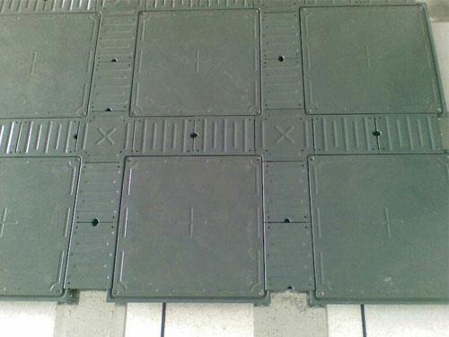 OA智能网络地板,沈阳防静电地板种类