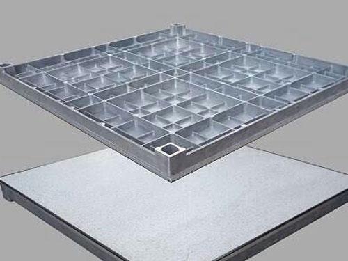 辽宁防静电地板沈阳静电地板沈阳网络地板铝制静电地板