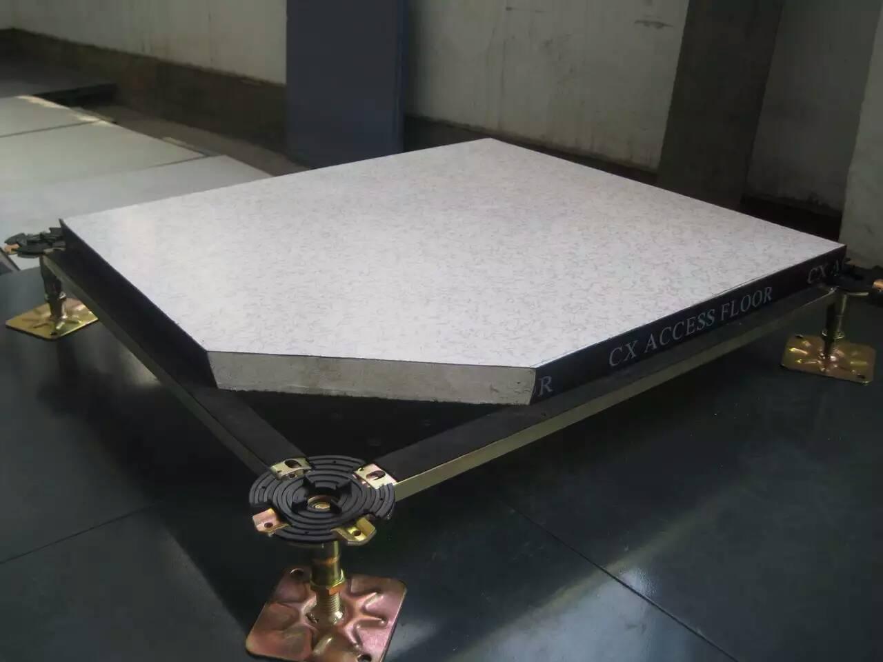 硫酸钙静电地板沈阳静电地板厂家