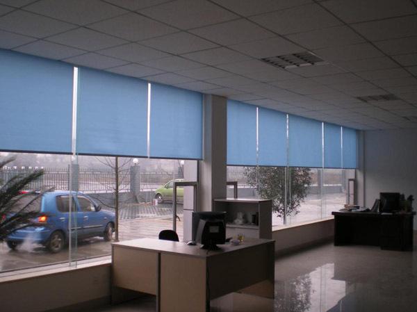 卷帘窗帘 办公室窗帘