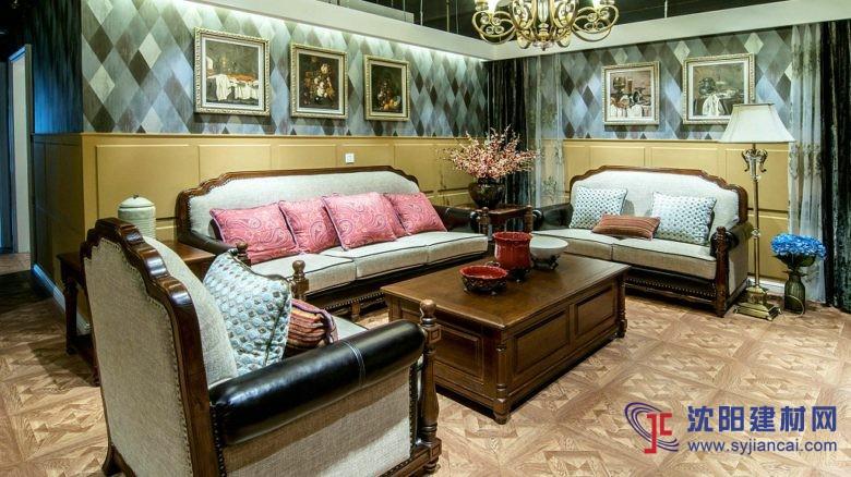 软装美式风格 美式家居风格是一种兼容并包的风格体现。美国是个殖民地国家,也是一个新移民国家,将来自全球各地的民族并为美利坚合众族的美国无疑是全球最大的文化融炉,这个文化融炉孕育出兼容并蓄的美式家具风格。 现代比较流行的美式风格家居主要是美式田园风格家居,美式乡村风格家居,美式新古典风格家居。