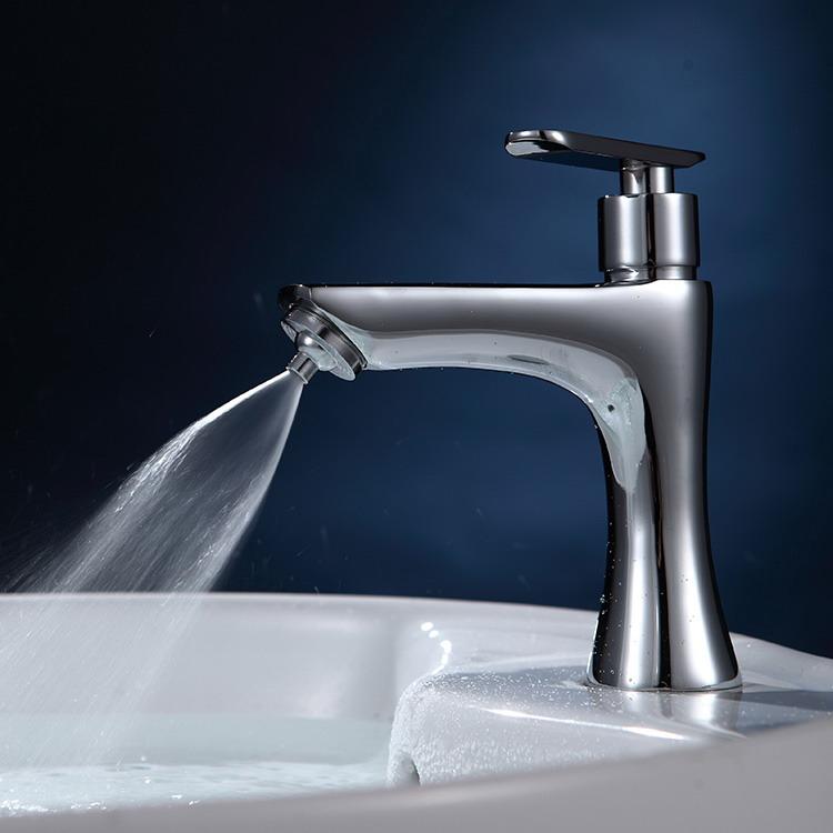 沈阳易安庄环保节水喷雾式单冷面盆水嘴代理