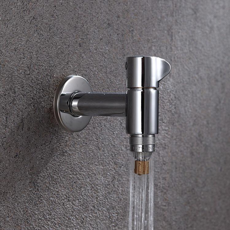 沈阳易安庄发明专利可调流量节水水龙头批发