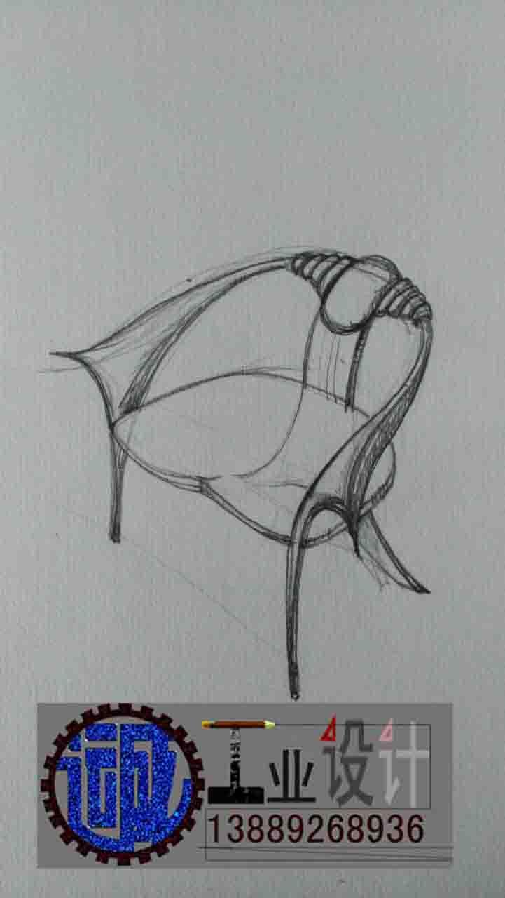 会客家具座椅设计