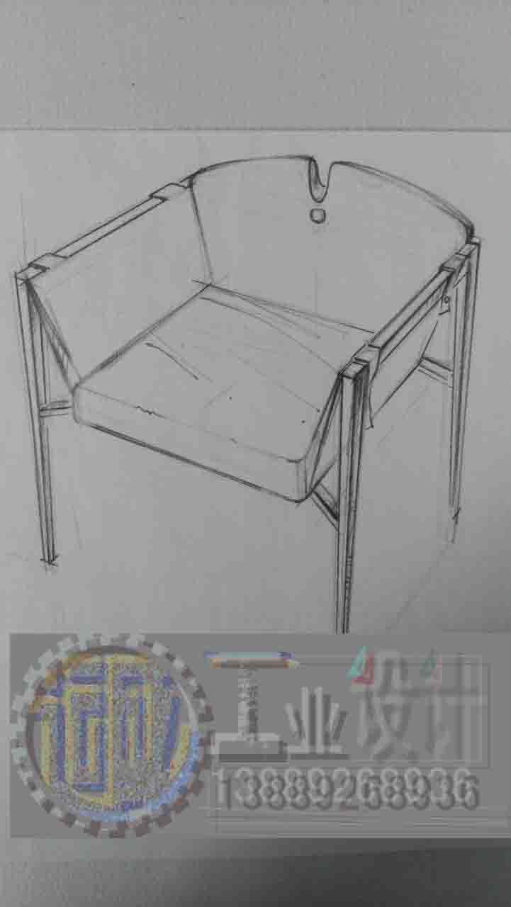 现代新潮家具座椅设计