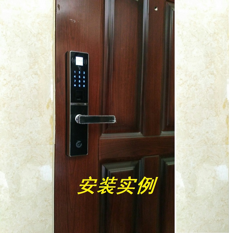 进户门防盗锁指纹锁密码锁公司